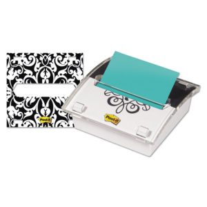 Post-it® Pop-up Notes Pop-up Dispenser with Clear Top