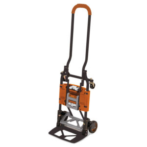 Cosco® 2-in-1 Multi-Position Hand Truck and Cart