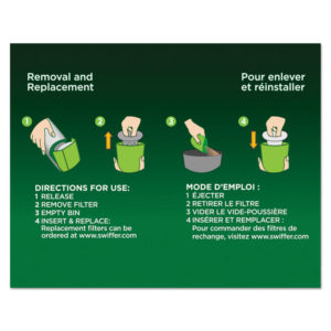 Swiffer® Sweeper Vac™ Replacement Filter