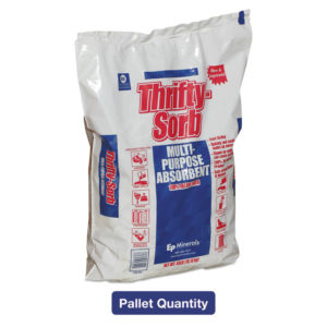 Thrifty-Sorb® All-Purpose Clay Absorbent