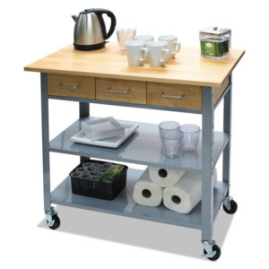 Vertiflex® Countertop Serving Cart