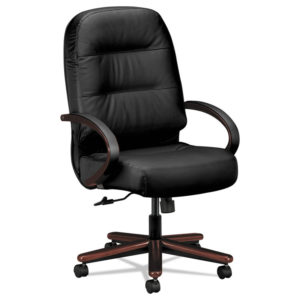 HON® Pillow-Soft® 2190 Series Executive High-Back Chair