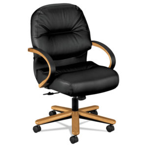 HON® Pillow-Soft® 2190 Managerial Mid-Back Chair