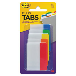 "Post-It® 2"" and 3"" Tabs"