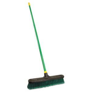 Quickie® Bulldozer® Multisurface Pushbroom
