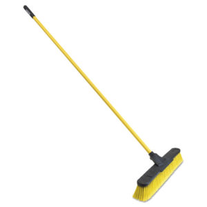 Quickie® Job Site® Multisurface Pushbroom