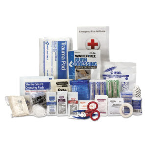 First Aid Only™ 25 Person ANSI A+ First Aid Kit Refill