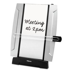 Fellowes® Office Suites™ Desktop Copyholder with Memo Board
