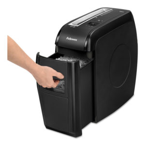 Fellowes® Powershred® 12Cs Cross-Cut Shredder