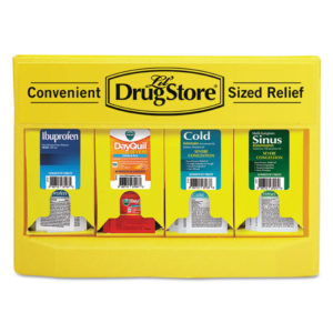 Lil' Drugstore® Cold and Flu Single-Dose Medicine Dispenser