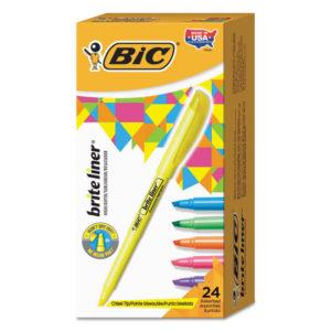 BIC® Brite Liner® Highlighter