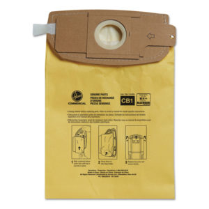 Hoover® Commercial Disposable Vacuum Bags