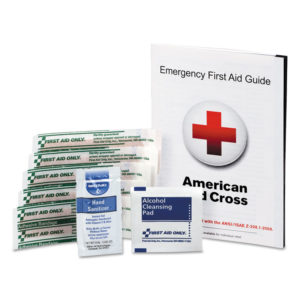First Aid Only™ First Aid Guide