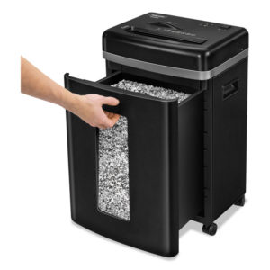 Fellowes® Powershred® 450M Micro-Cut Shredder