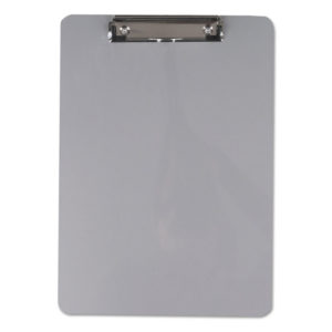 Universal® Aluminum Clipboard with Low Profile Clip