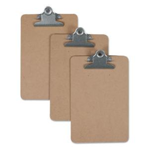 Universal® Hardboard Clipboard