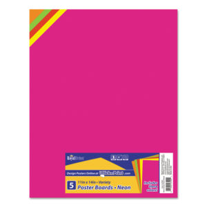 Royal Brites Premium Coated Poster Board