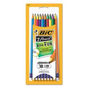 BIC® #2 Pencil Xtra Fun
