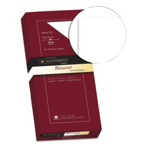 Southworth® 100% Cotton Resume Envelope