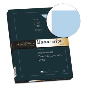 Southworth® 25% Cotton Manuscript Cover