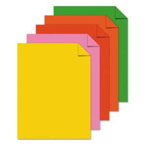 "Astrobrights® Color Cardstock -""Vintage"" Assortment"