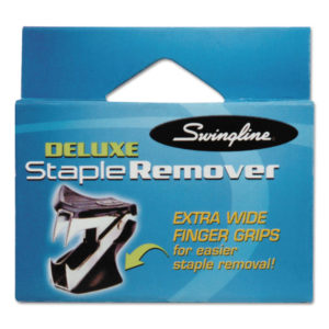 Swingline® Deluxe Jaw-Style Staple Remover