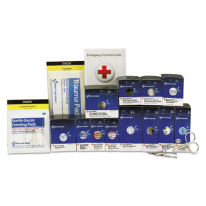 First Aid Only™ Medium Metal SmartCompliance Food Service Refill Pack