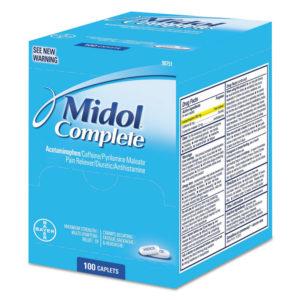 Midol® Complete Menstrual Caplets