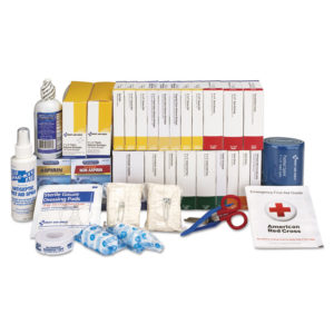 First Aid Only™ ANSI Industrial First Aid Station Refill Packs