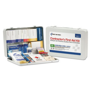First Aid Only™ Contractor ANSI Class B First Aid Kit