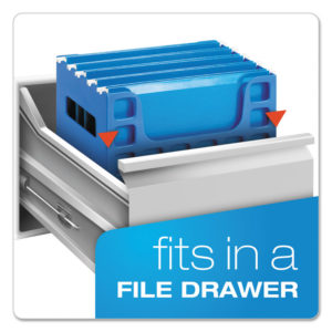 Pendaflex® Desktop File With Hanging Folders
