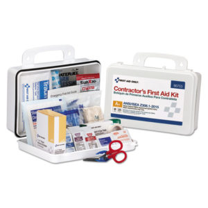 First Aid Only™ Contractor ANSI Class A+ First Aid Kit