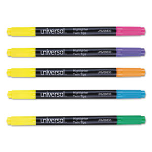 Universal™ Twin Tip Highlighters