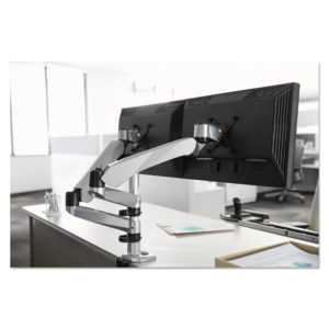 3M™ Easy-Adjust Desk Monitor Arm Mount
