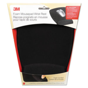 3M™ Antimicrobial Foam Wrist Rest