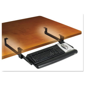 3M™ Adjustable Under-Desk Keyboard Drawer
