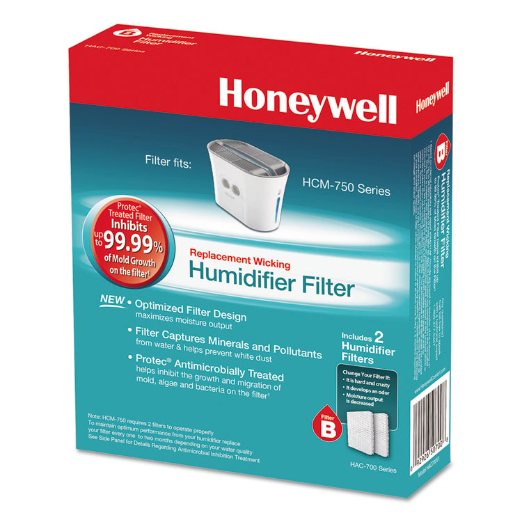 Honeywell Replacement Filter for HCM-750