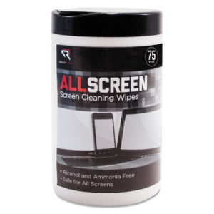 Read Right® AllScreen® Screen Cleaning Wipes