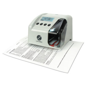 Lathem® Time LT5000 Electronic Time & Date Stamp