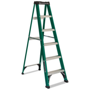 Louisville® Fiberglass Step Ladder