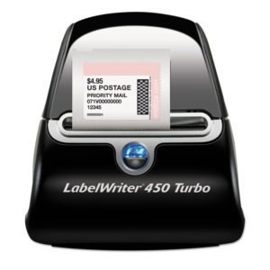 DYMO® LabelWriter® 450 Series PC/Mac® Connected Label Printer