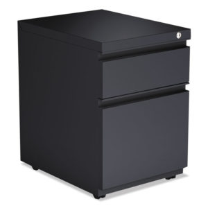 Alera® File Pedestal with Full-Length Pull