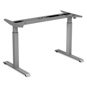 Alera® AdaptivErgo® Two-Stage Electric Height-Adjustable Table Base