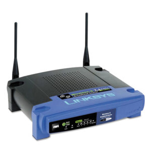 LINKSYS™ 4-Port N Wireless Router