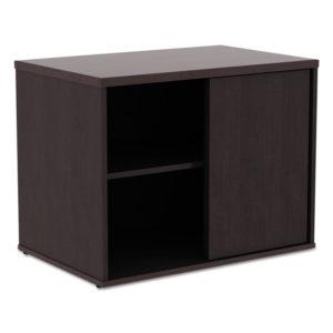 Alera® Open Office Desk Series Low Storage Cabinet Credenza