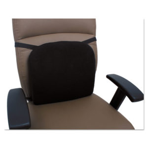 Alera® Cooling Gel Memory Foam Backrest