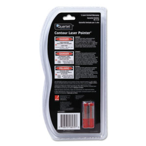 Quartet® Contour Comfort Laser Pointer