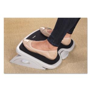 Kensington® SoleMate™ Comfort Footrest with SmartFit® System