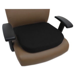 Alera® Cooling Gel Memory Foam Seat Cushion