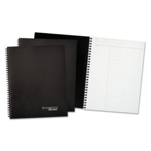 Cambridge® Limited Wirebound Business Notebook Plus Pack